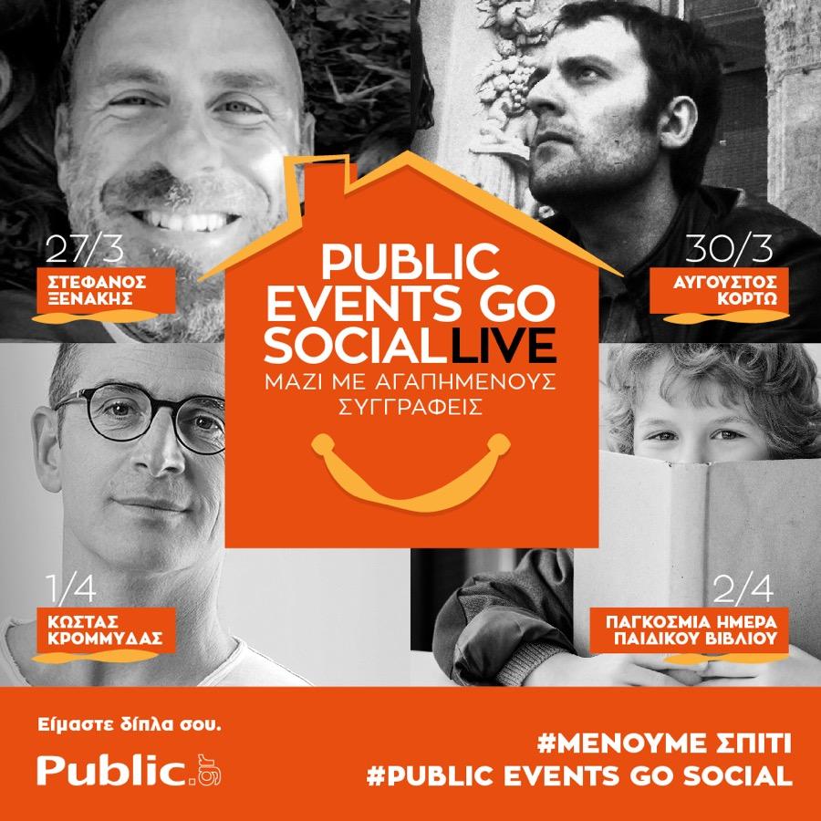 Public Events Go Social