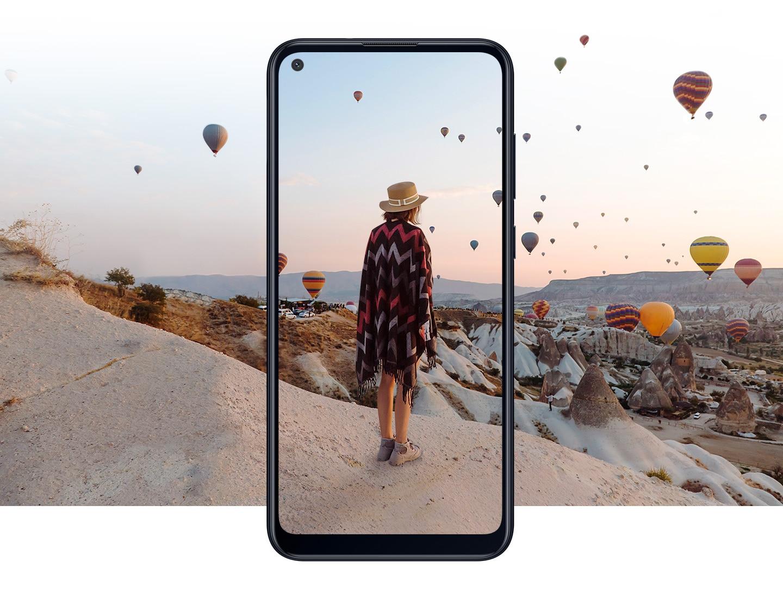 Samsung Galaxy M11 hero