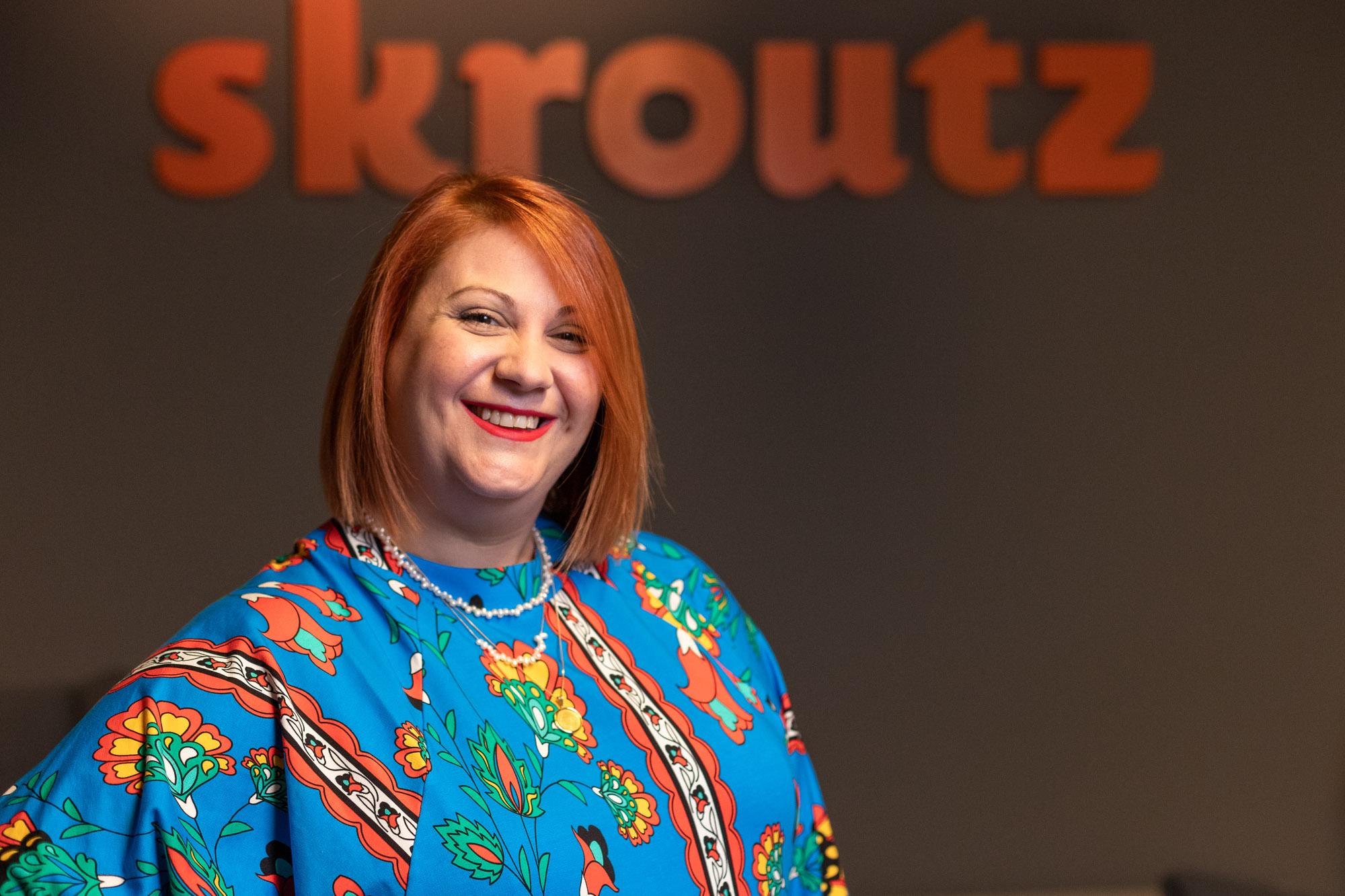 Ρόζα Ταπίνη, Head Of People Operations, Skroutz