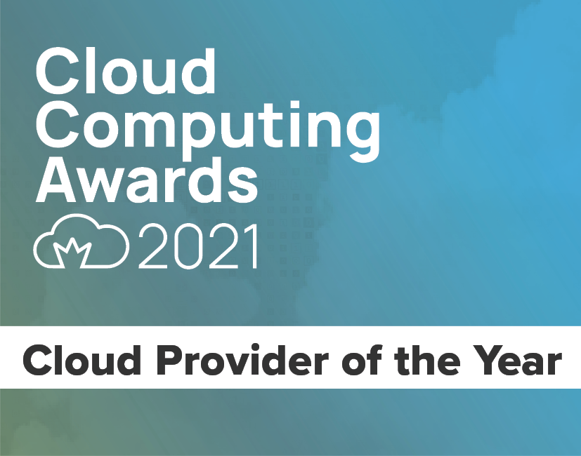 CloudAwards21 DIS Cloud Provider Of The Year