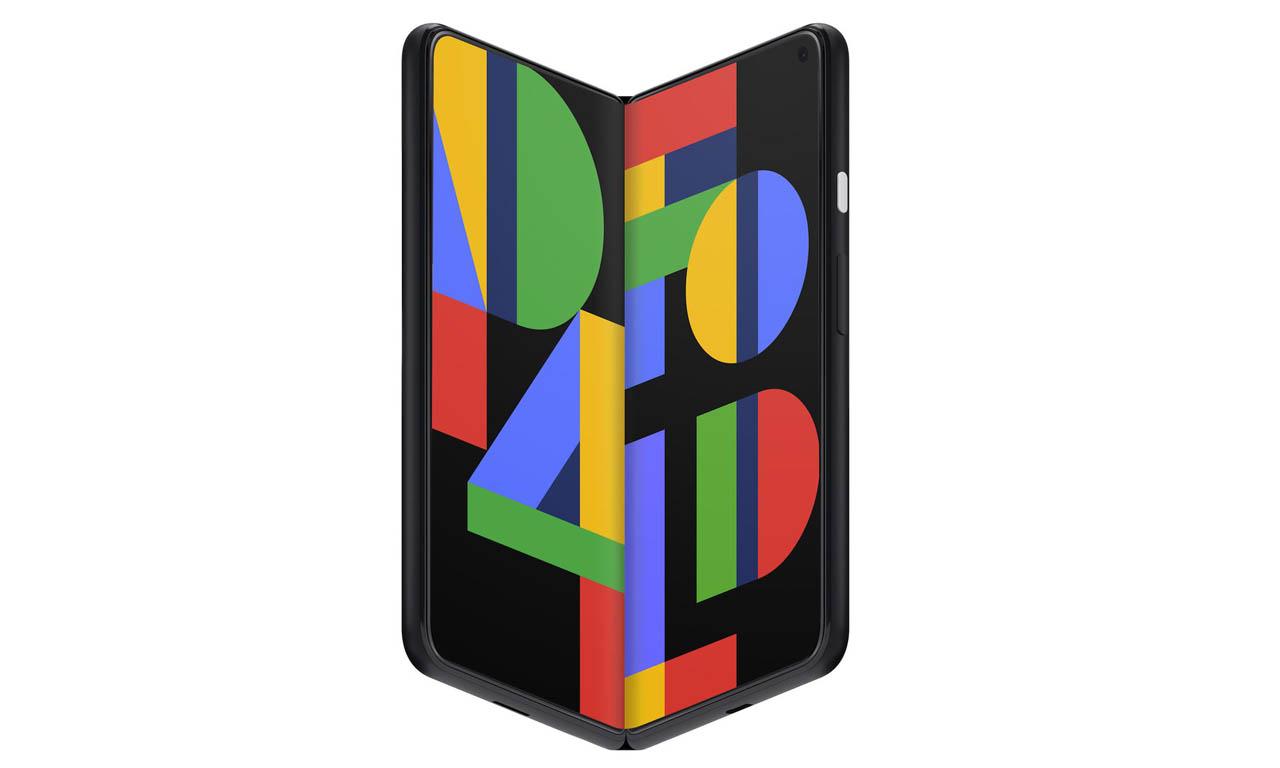 Google Pixel Fold Concept