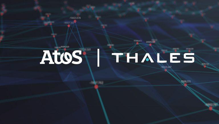 Η Thales και η Atos δημιουργούν τον «Ευρωπαίο πρωταθλητή» στα big data και AI