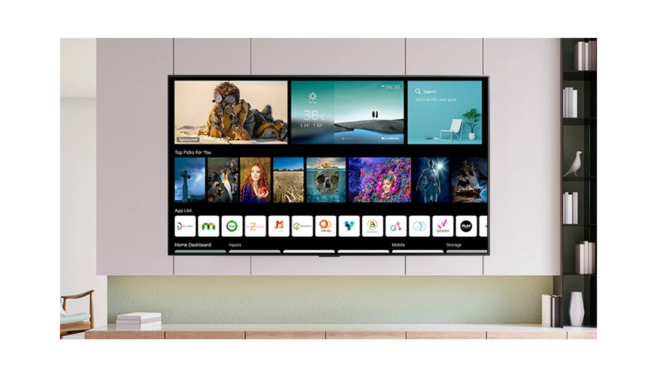 LG NANO756PA TVs