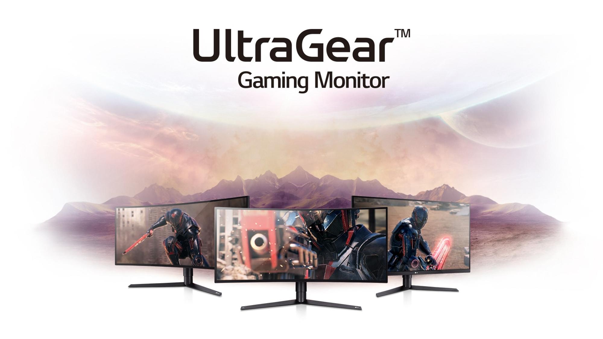 Lg Ultragear Gaming Monitors 3