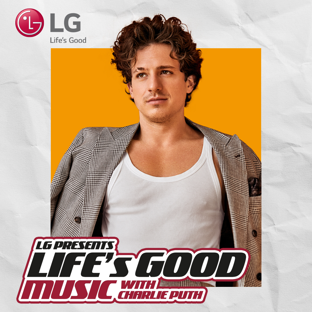 Lifes Good Music With Charlie Puth 02