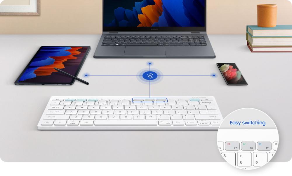 Samsung Smart Keyboard Trio 500 2