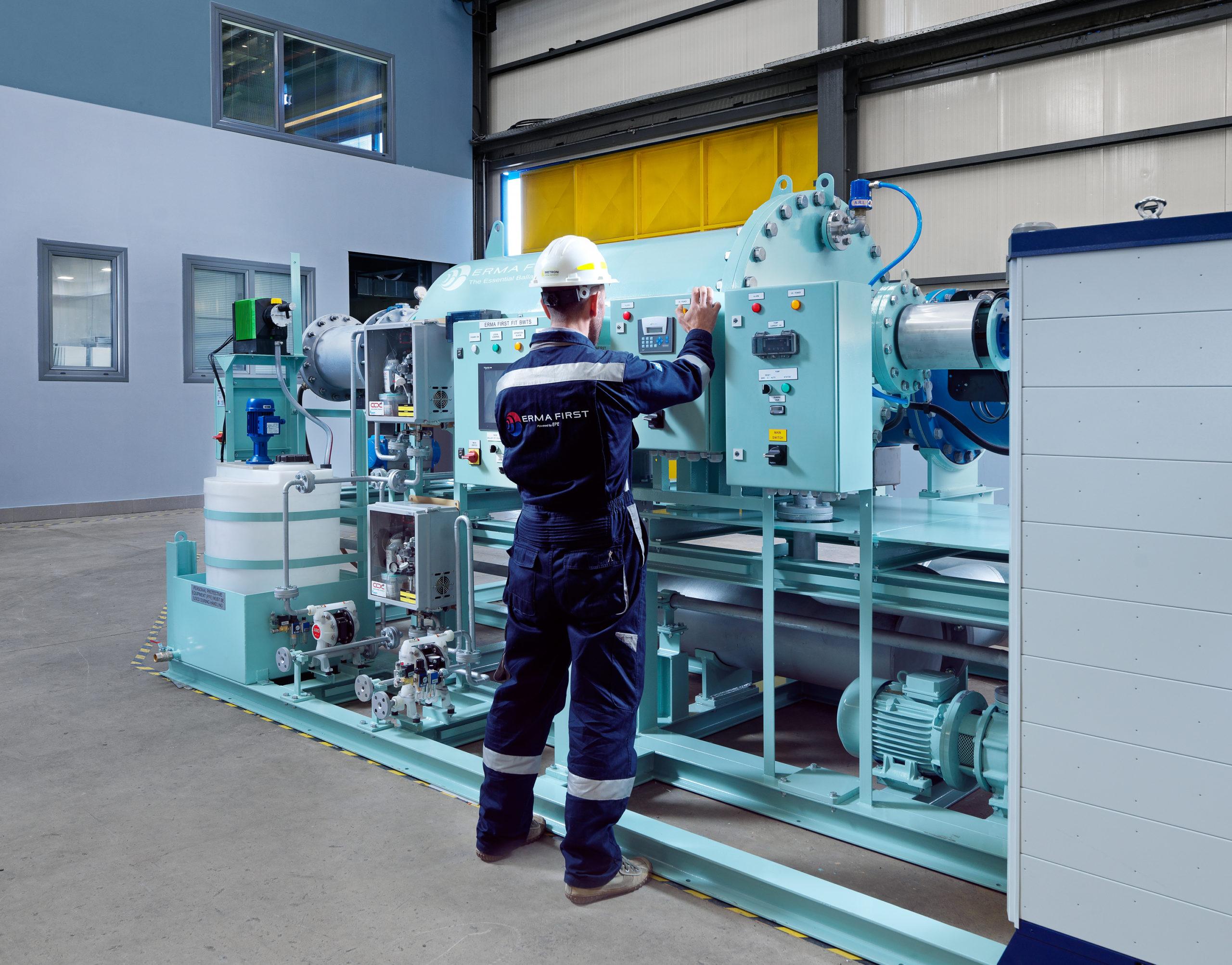 Συνεργασία της Schneider Electric και της ERMA FIRST για την αποτελεσματικότερη επεξεργασία θαλάσσιου έρματος
