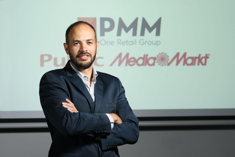 Αντώνης Ματεμτζής Chief Retail Officer της PMM