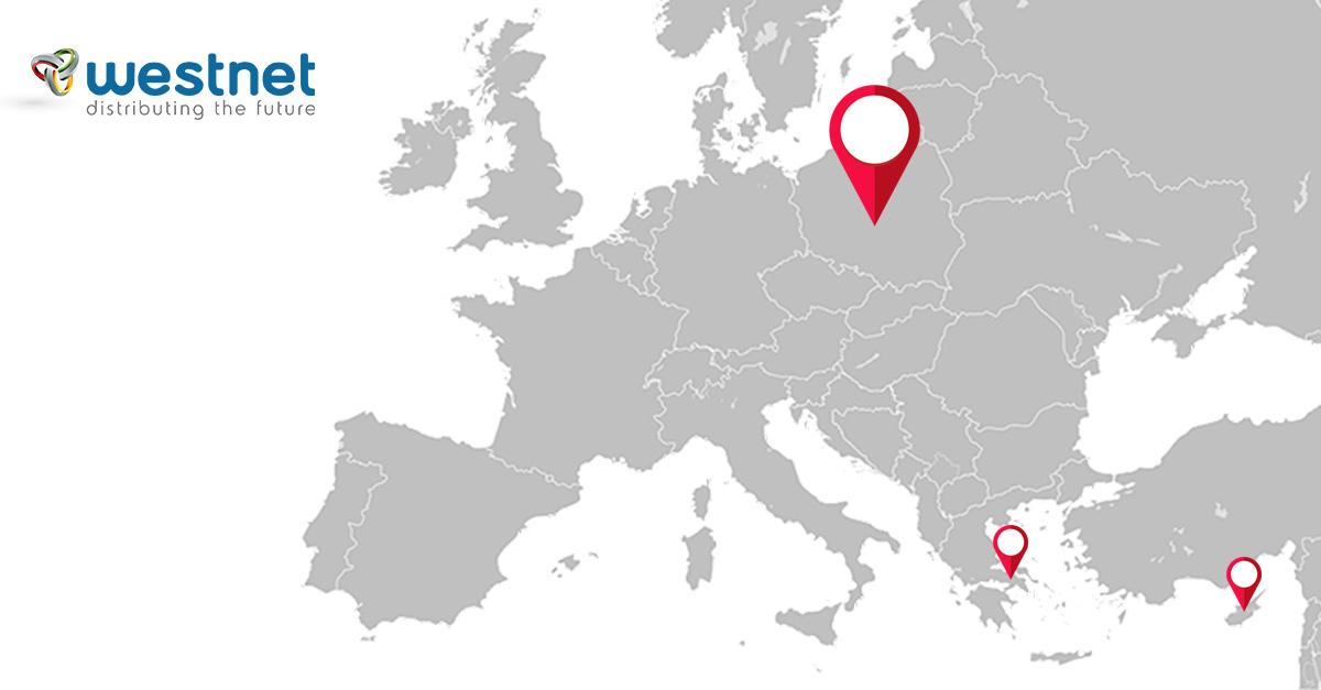 Επέκταση Westnet στην Πολωνία