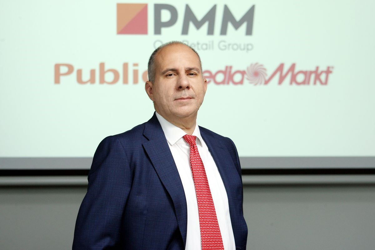 Χρήστος Βάρσος Chief Financial Officer της PMM