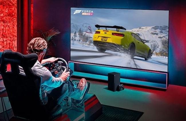 Lg Oled Tvs Gaming 2