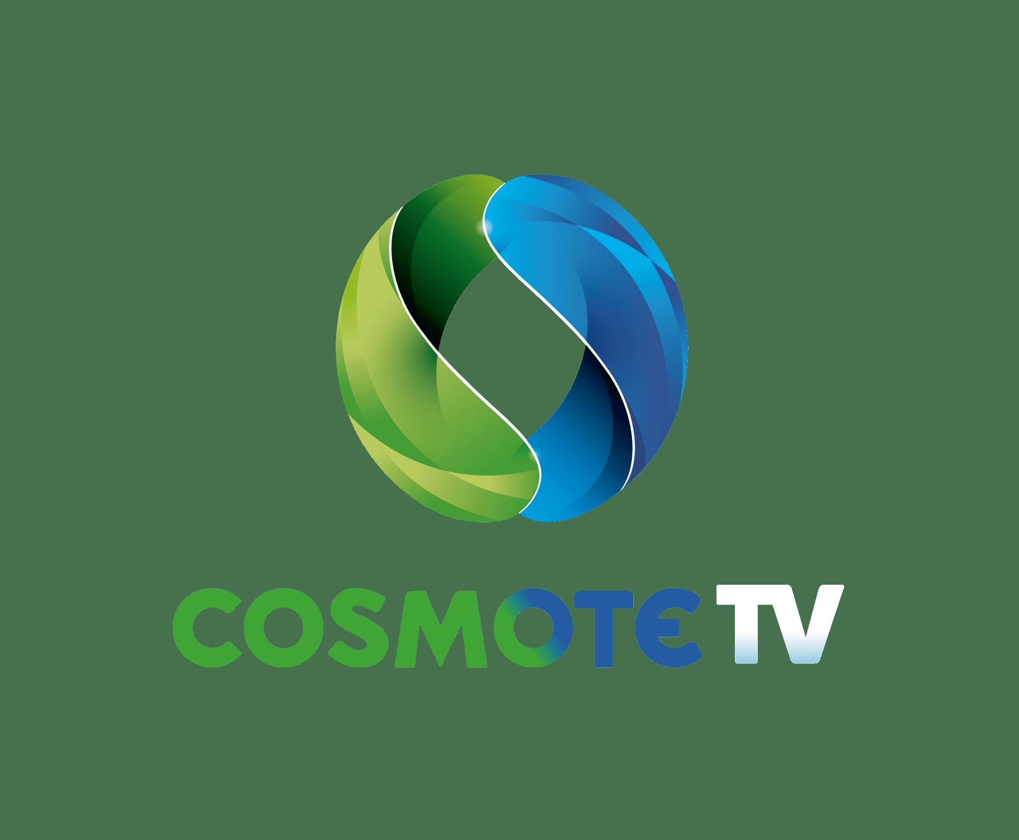 COSMOTE TV LOGO