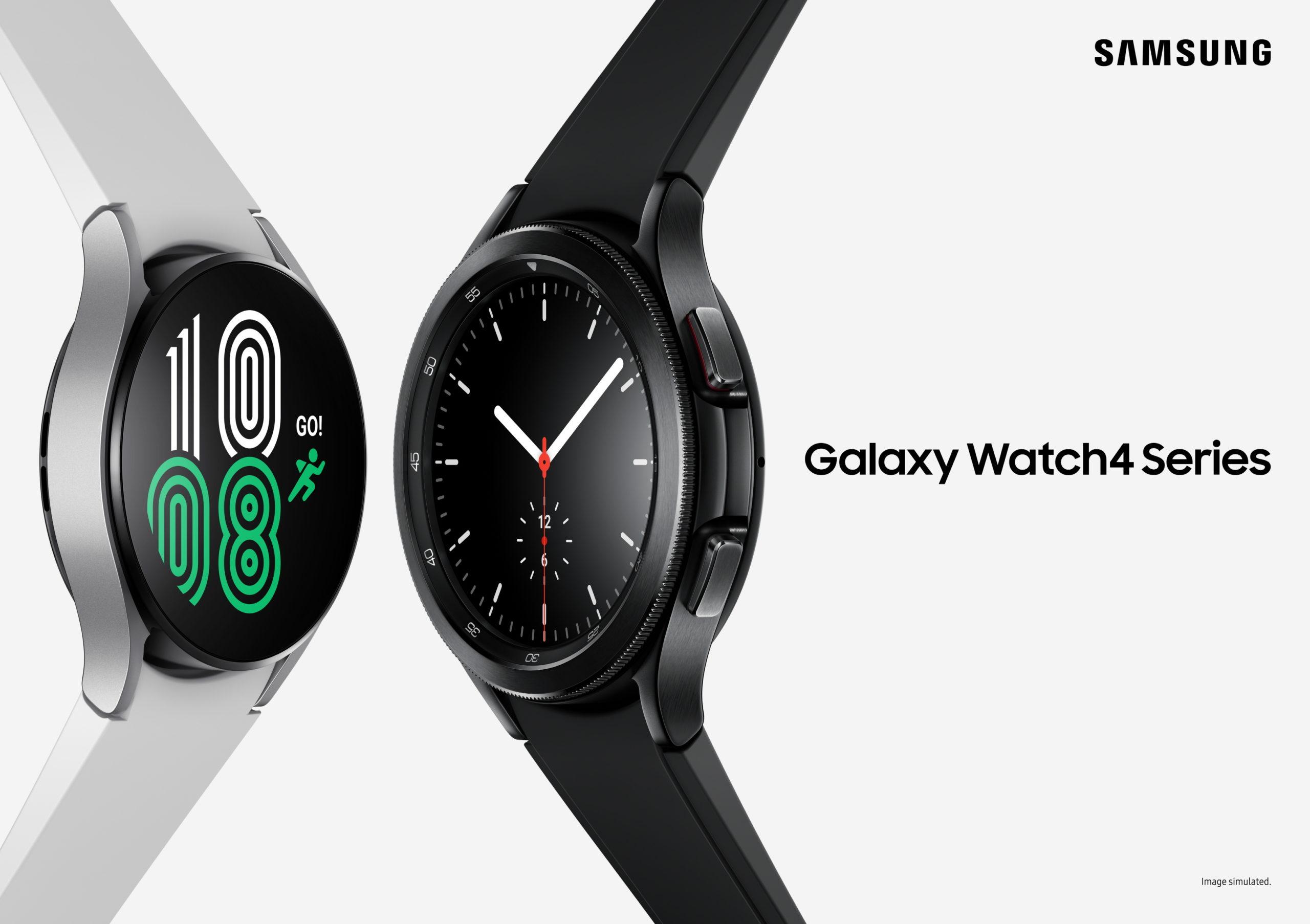 Galaxy Watch4 Kv Series