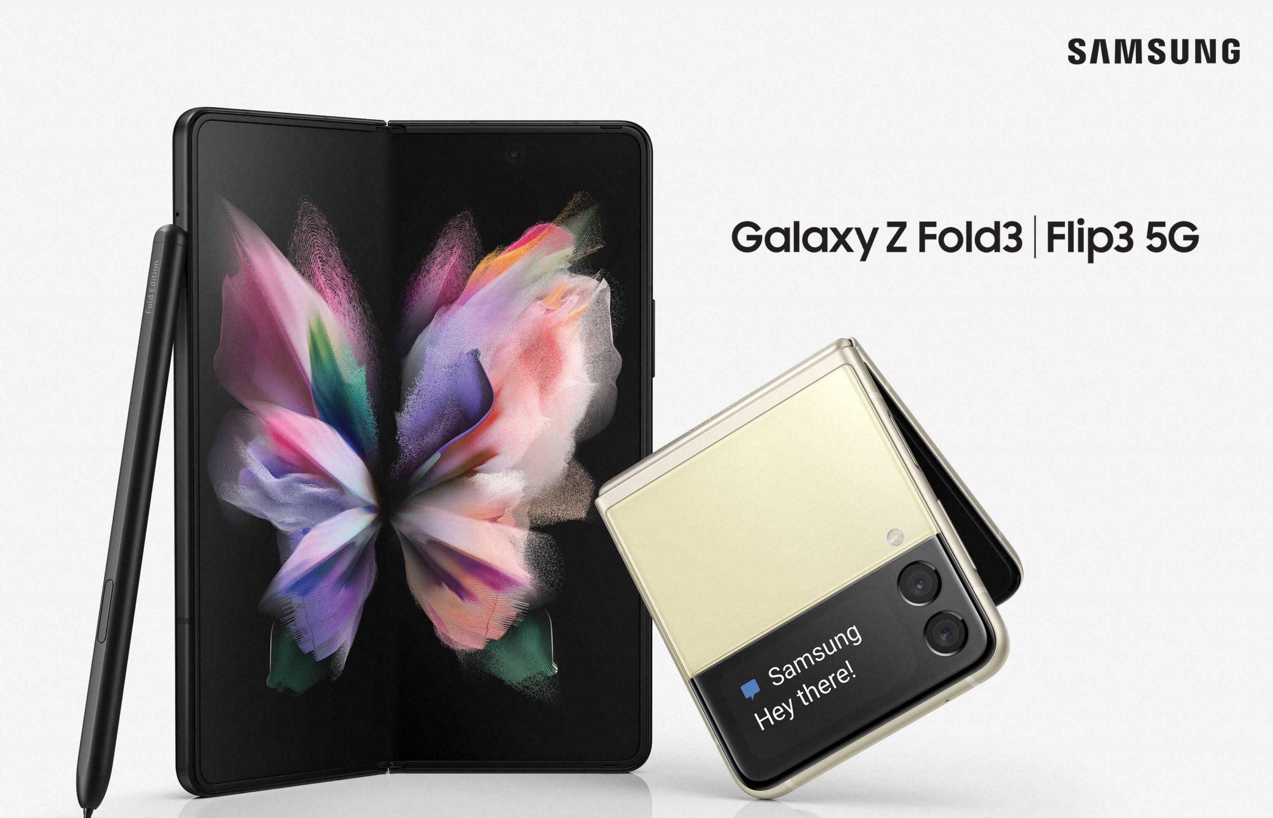 Galaxy Z Fold3 Z Flip3 Main Kv5g
