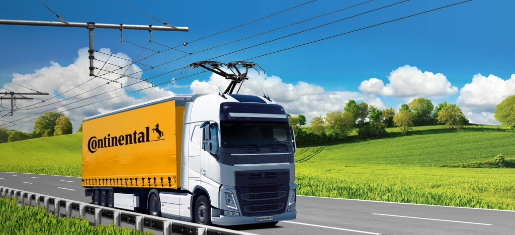 Truck With Pantograph 0