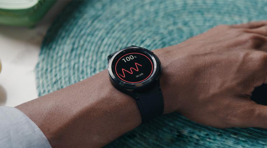 01 Galaxy Watch Series Blood Pressure Measurement