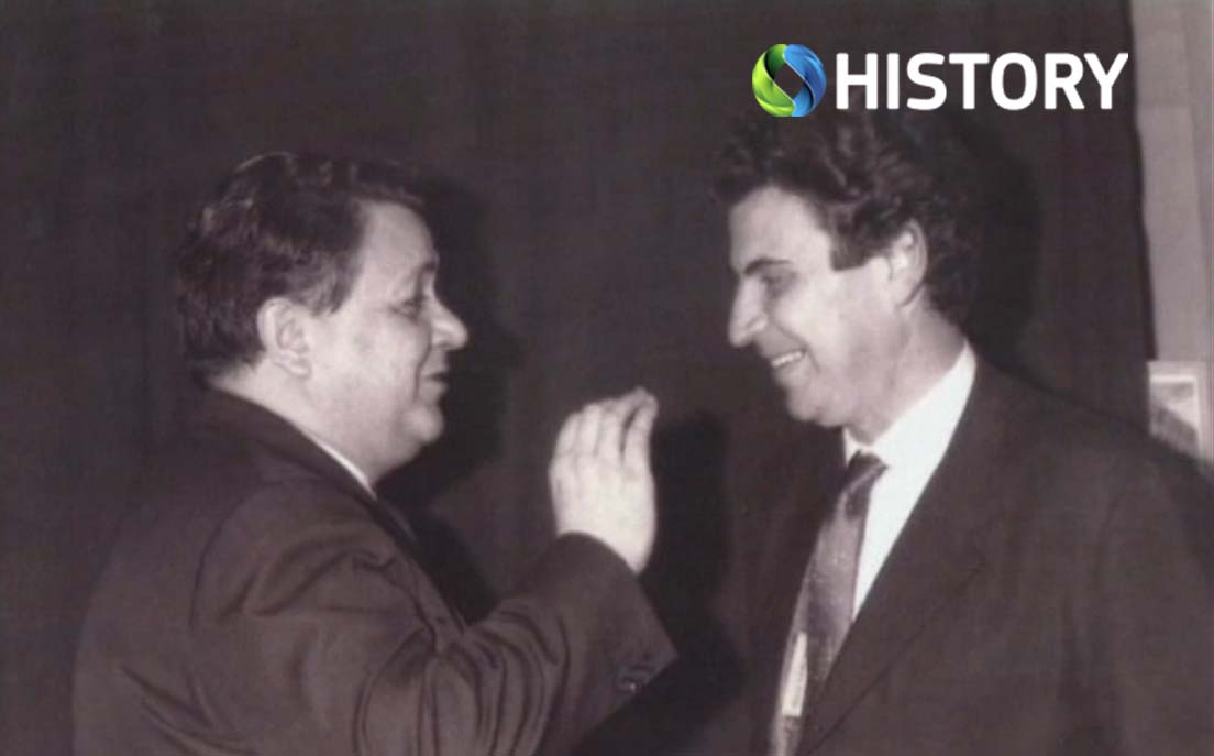 COSMOTE HISTORY Μίκης Θεοδωράκης 2