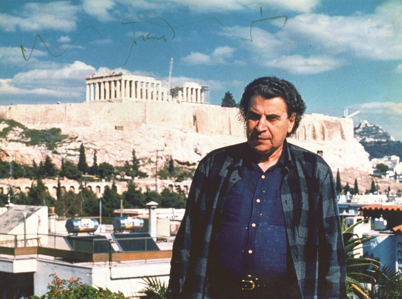 COSMOTE TV Μίκης Θεοδωράκης 3