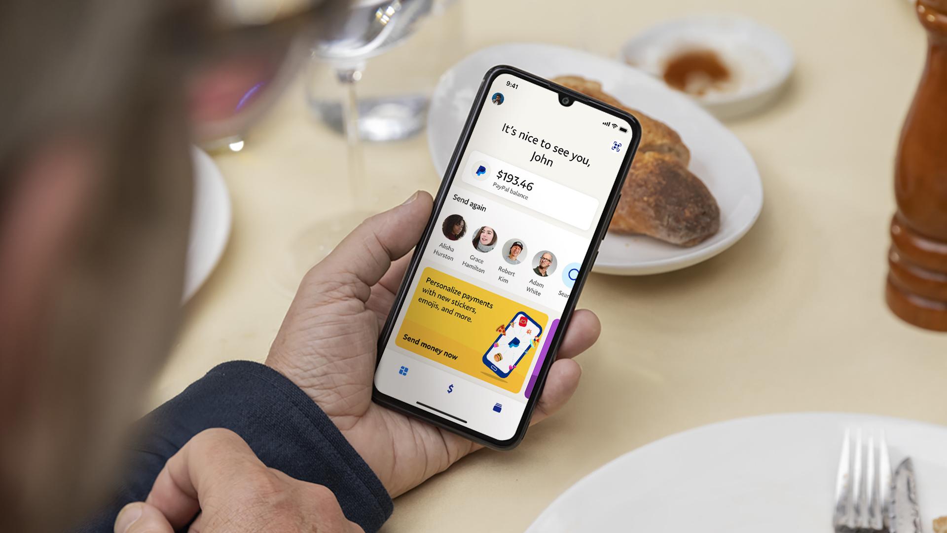 GR PayPal Digital Wallet Sept21