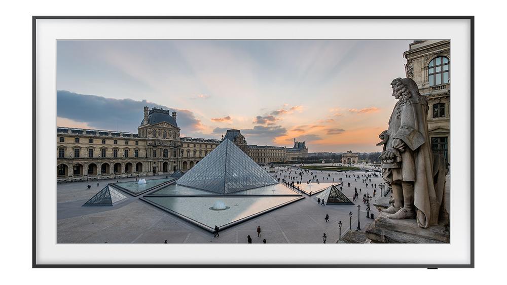 Samsung The Louvre Partnership 1
