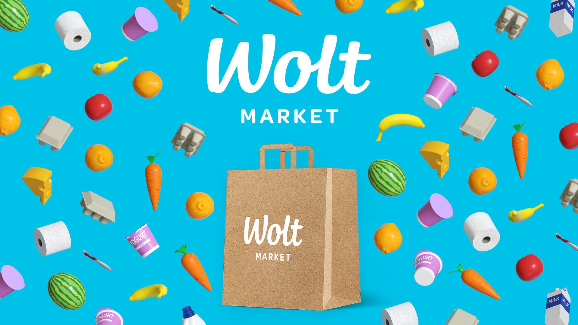 Wolt Market A